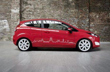 Ford Fiesta Tuning Applikation Kölner Skyline