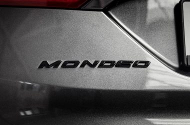 Ford Mondeo Tuning Modellschild