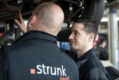 Video-Check in der US Car Werkstatt