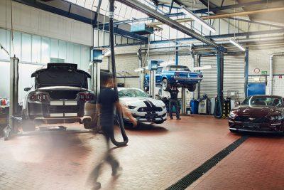 US Car Werkstatt in Köln
